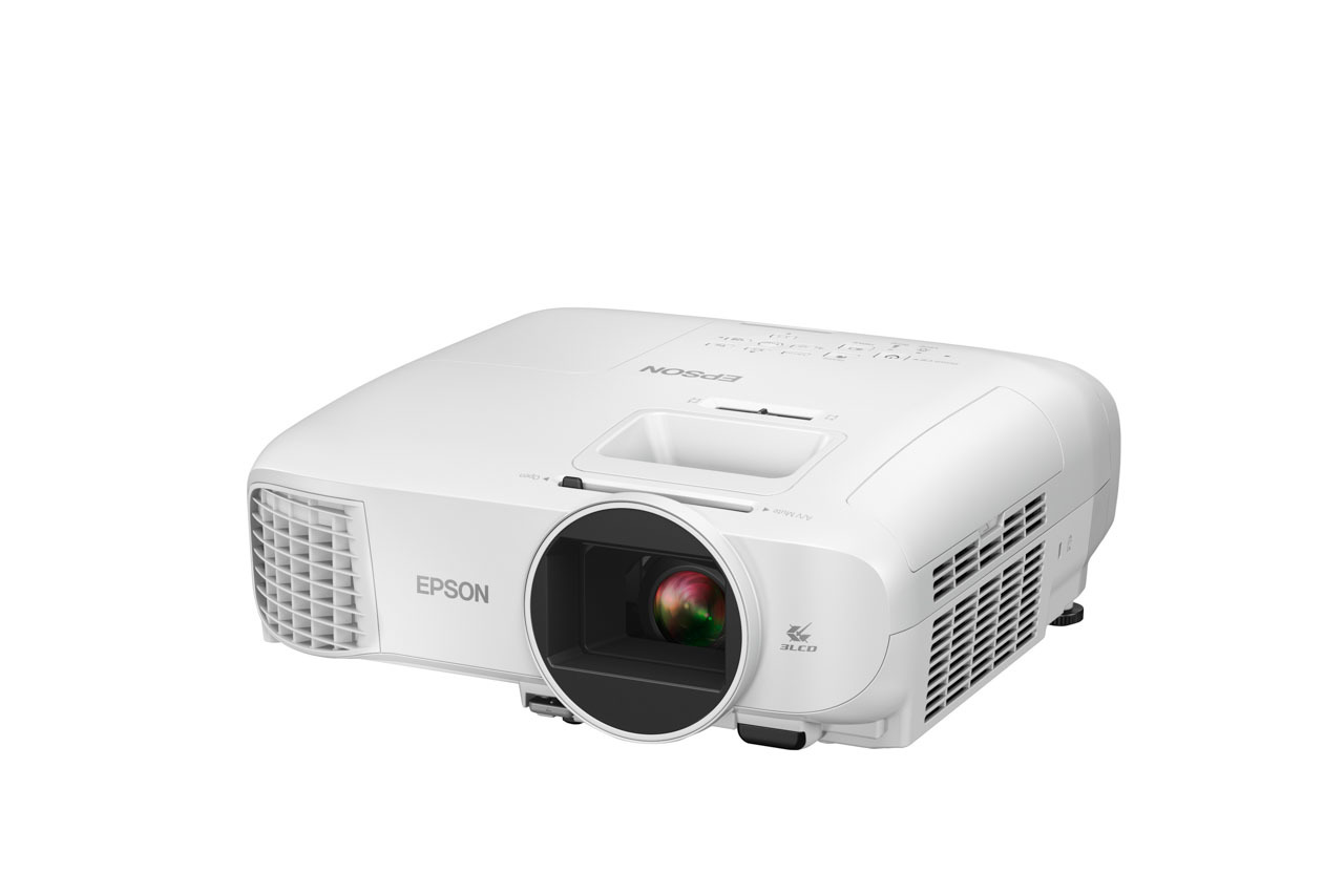 Epson Home Cinema 2200 3LCD 1080p Projector Review
