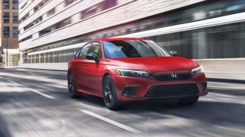 2022 Honda Civic Gets Wagon Makeover In Unofficial Rendering