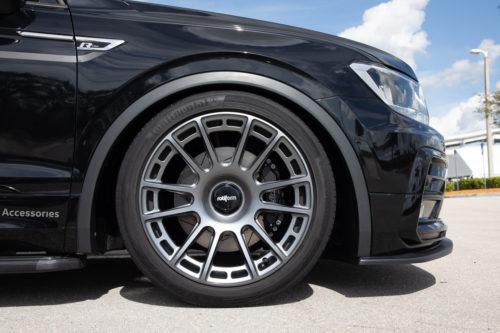 2021 VW Tiguan SE R-Line Black RiNo Concept: Jamie Orr's latest creation is a rugged beauty