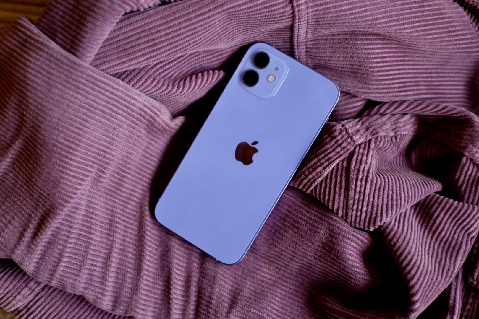 This is the Purple iPhone 12 – and it looks great
