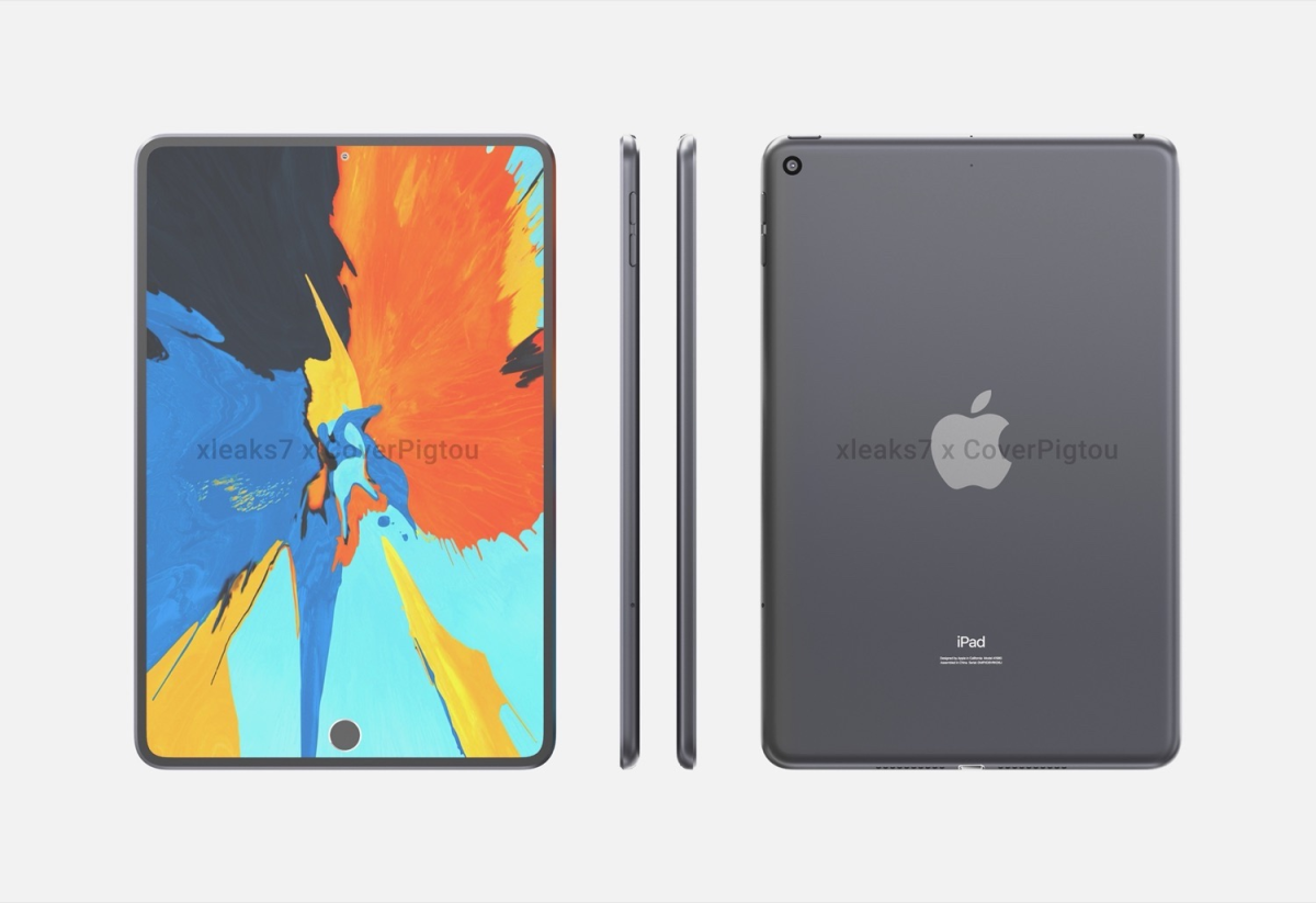 New iPad mini 6 design just leaked — and there's almost no bezel