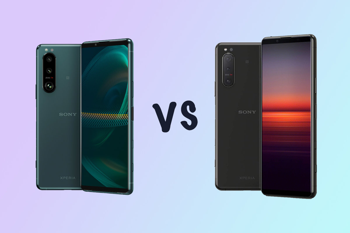 Sony Xperia 5 III vs Xperia 5 II: What's the difference?