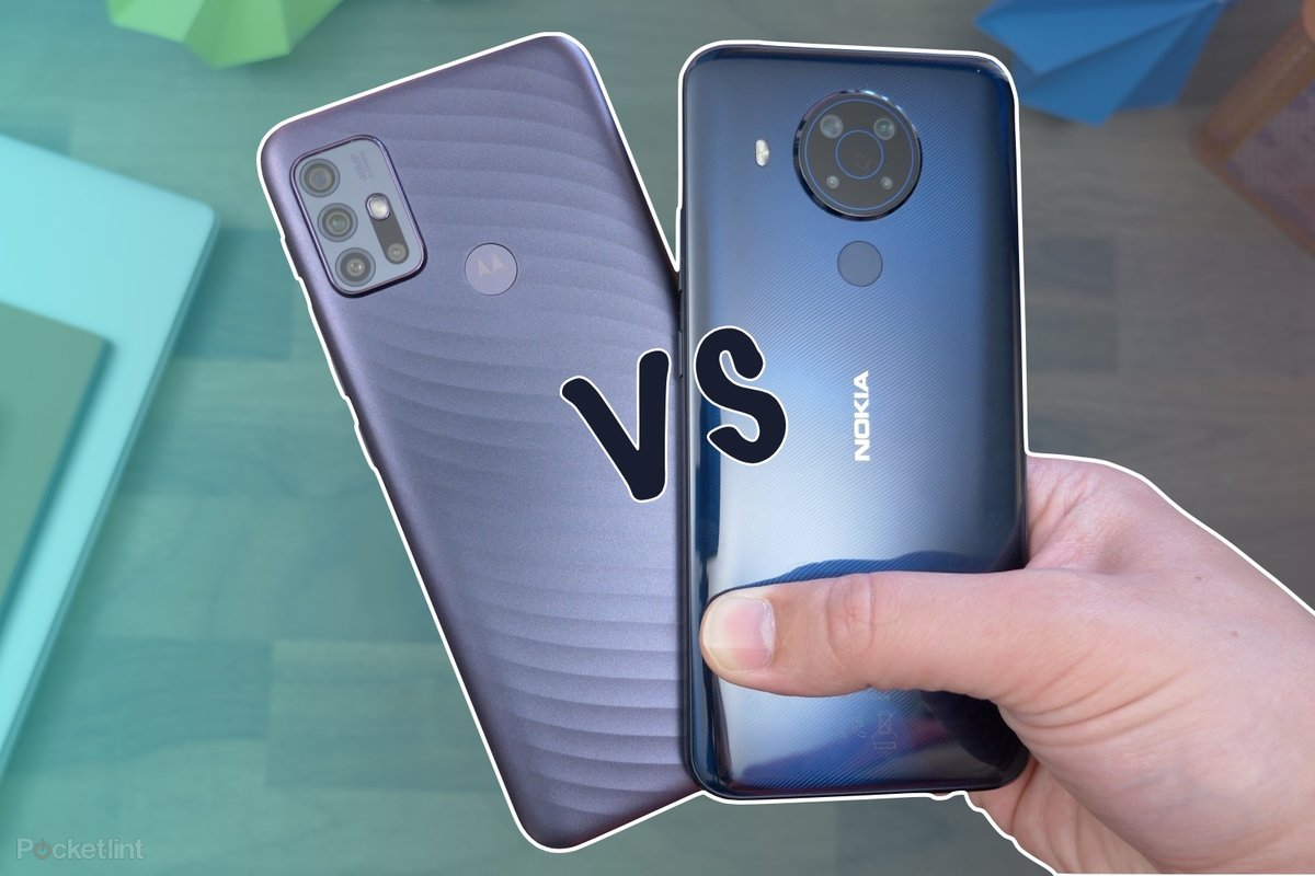 Nokia 5.4 vs Moto G10: Which should you buy?