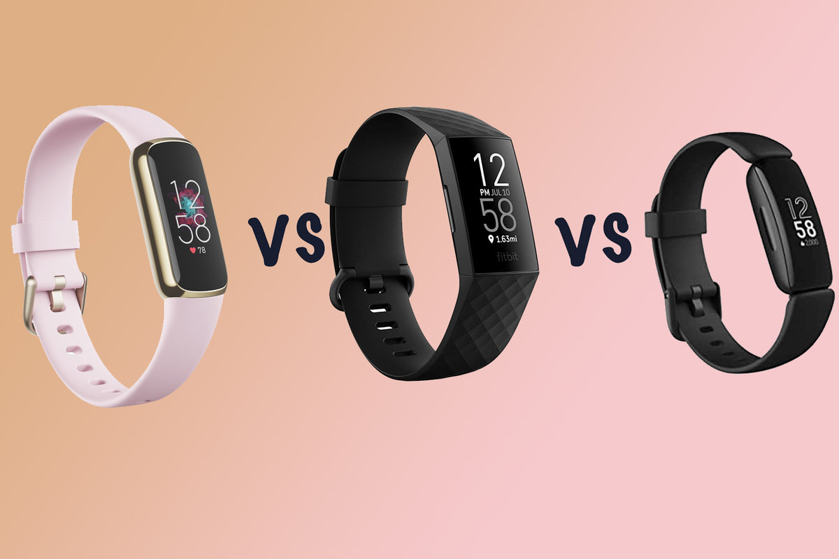 Fitbit Luxe vs Charge 4 vs Inspire 2: What's the difference?