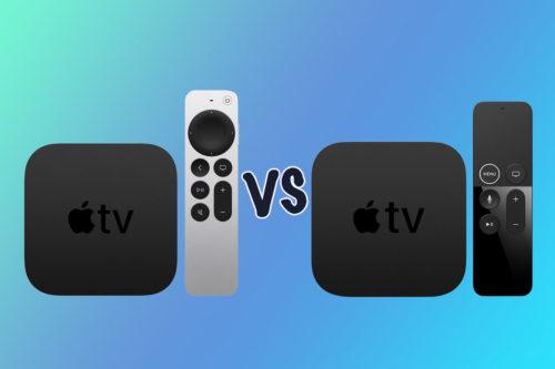 Apple TV 4K (2021) vs Apple TV 4K (2017): Is it worth upgrading?