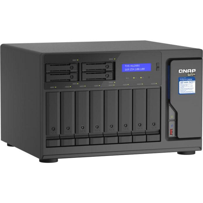 QNAP TVS-h1288X 12-bay NAS Review