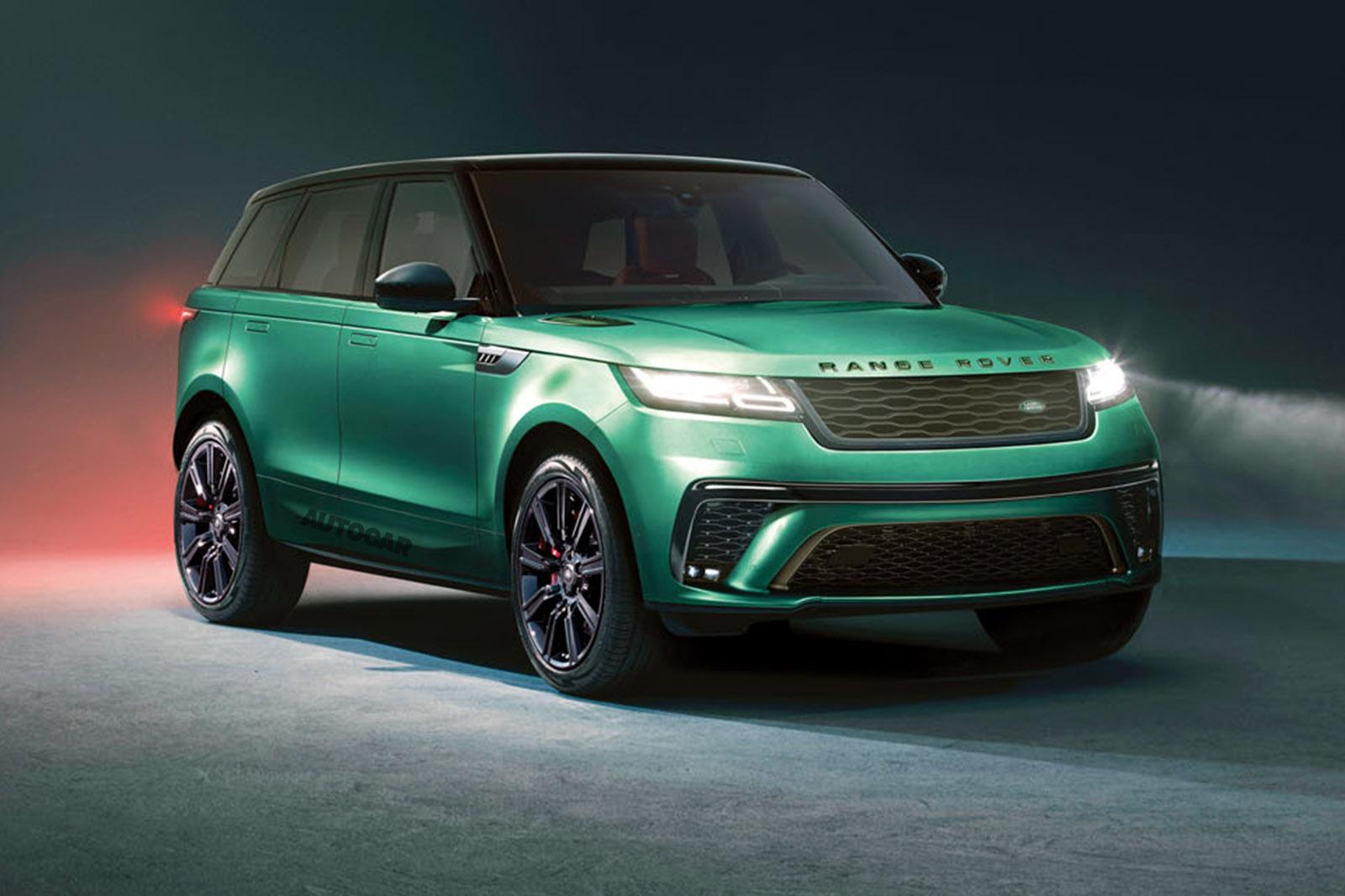 2022 Land Rover Range Rover Sport: Choosing the Right Trim