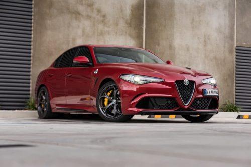Alfa dumps Giorgio platform