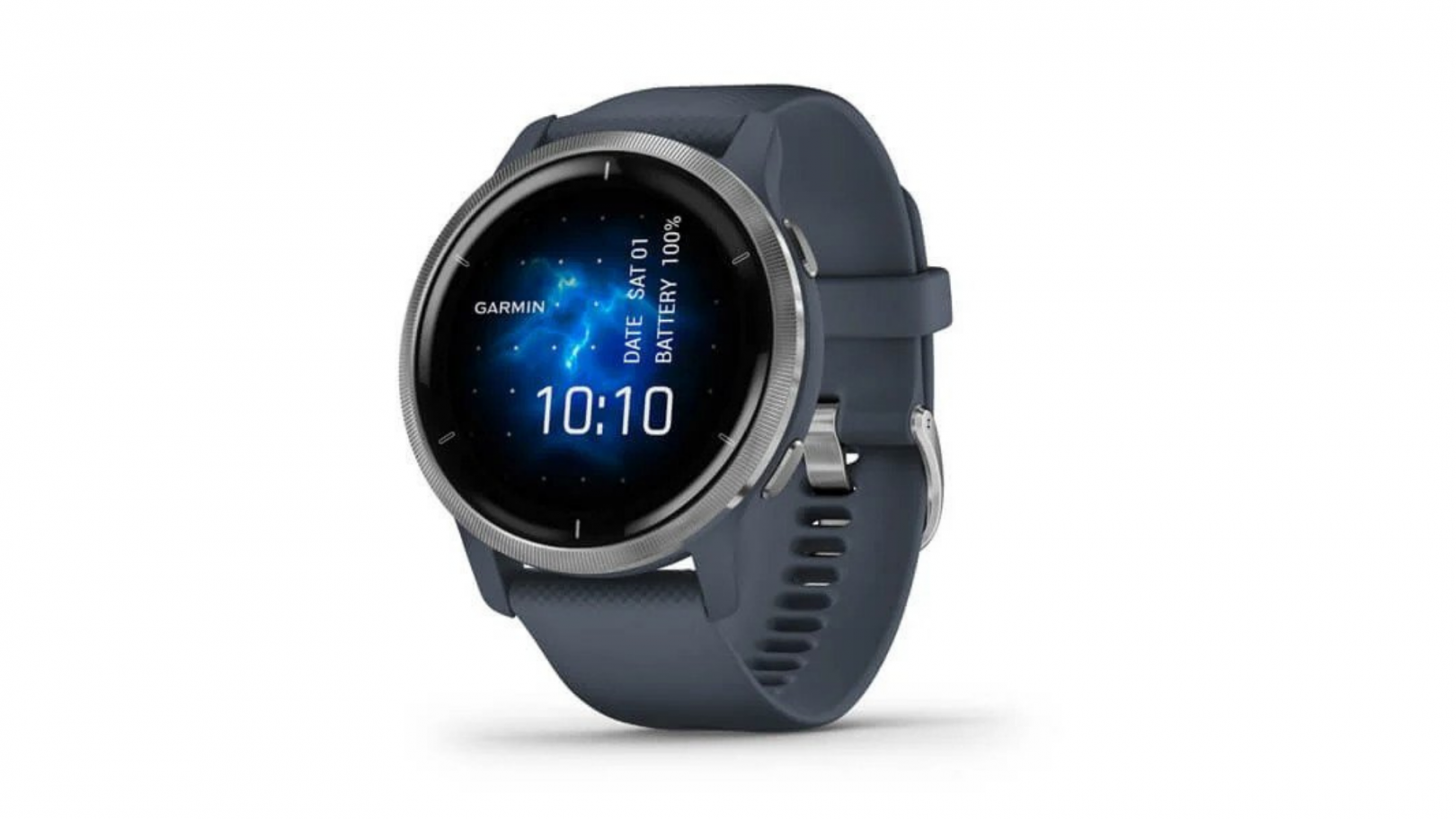 With on-device HIIT workouts, the Garmin Venu 2 could make gym classes obsolete