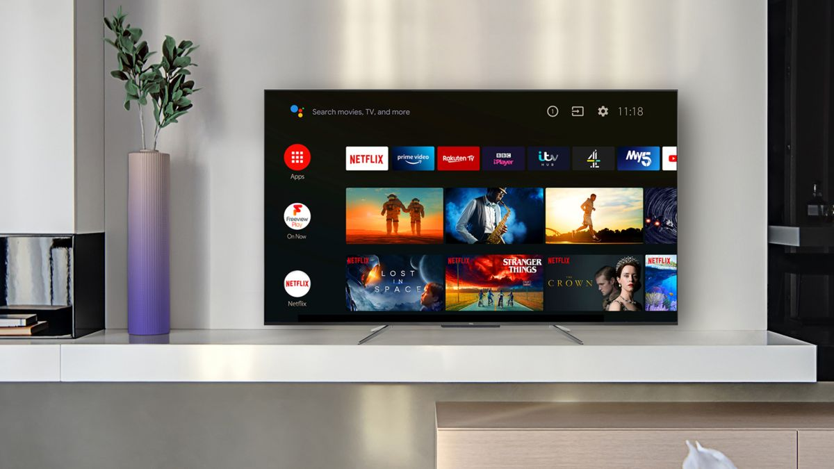 TCL OLED TVs are coming — and they're about to get a lot cheaper