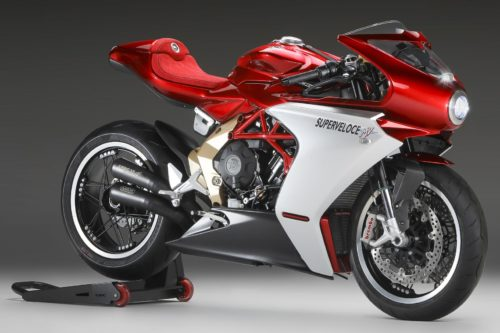 2020 MV Agusta Superveloce Review