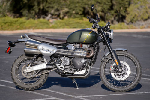 2020 Triumph Scrambler 1200 XC Review (Tested on Street and Dirt)