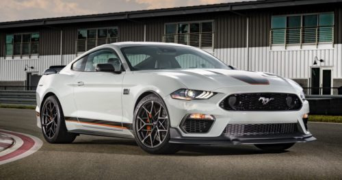 2021 Ford Mustang Mach 1 First Drive Review: Middle Child Syndrome