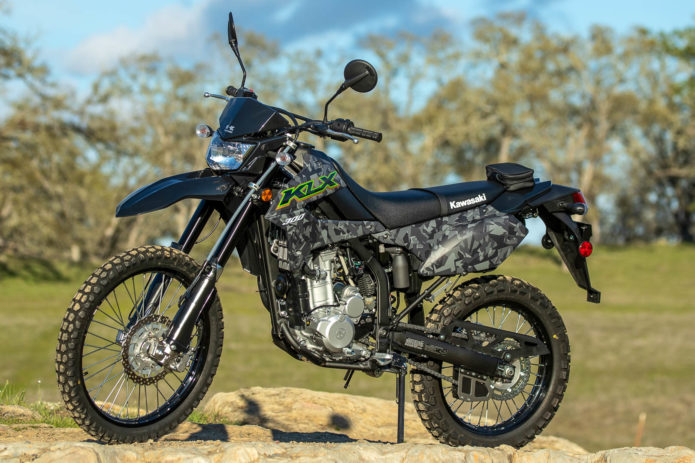 2021 Kawasaki KLX300 Review (11 Fast Facts For Dual Sport Riding)