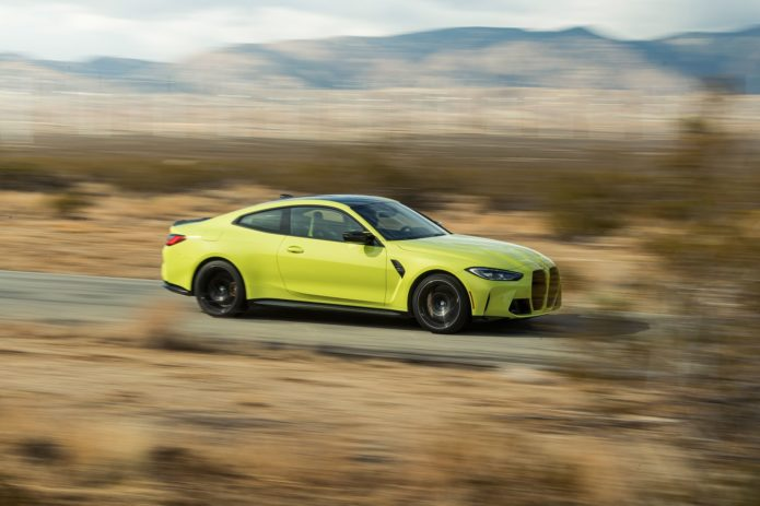 Tested: 2021 BMW M4 Delivers What Matters