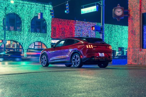 12-Volt Batteries in Some 2021 Ford Mustang Mach-Es Are Dying, Leaving Owners Stranded