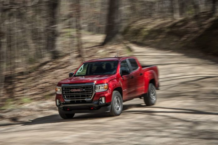 Tested: 2021 GMC Canyon AT4 Is Tough Enough for Most of Us