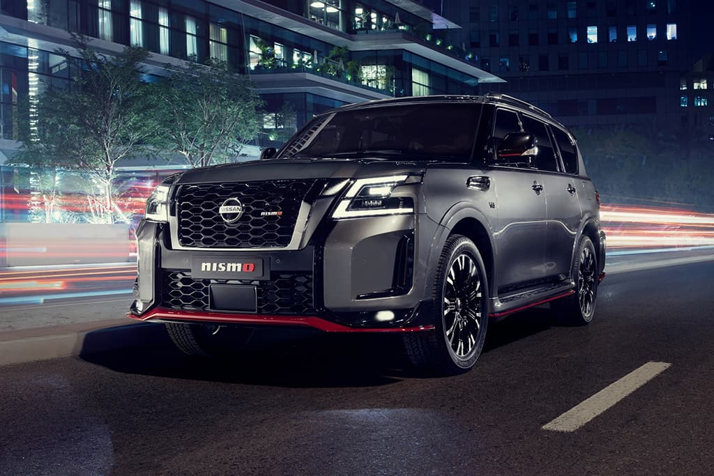 Nissan Patrol NISMO a hot chance for Oz