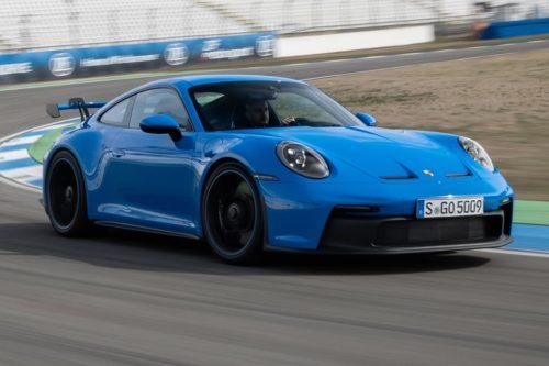 New Porsche 911 GT3 now on sale
