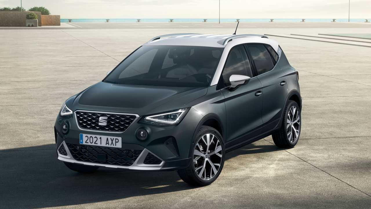 2021 SEAT Arona Facelift Revealed With More Rugged Xperience Trim