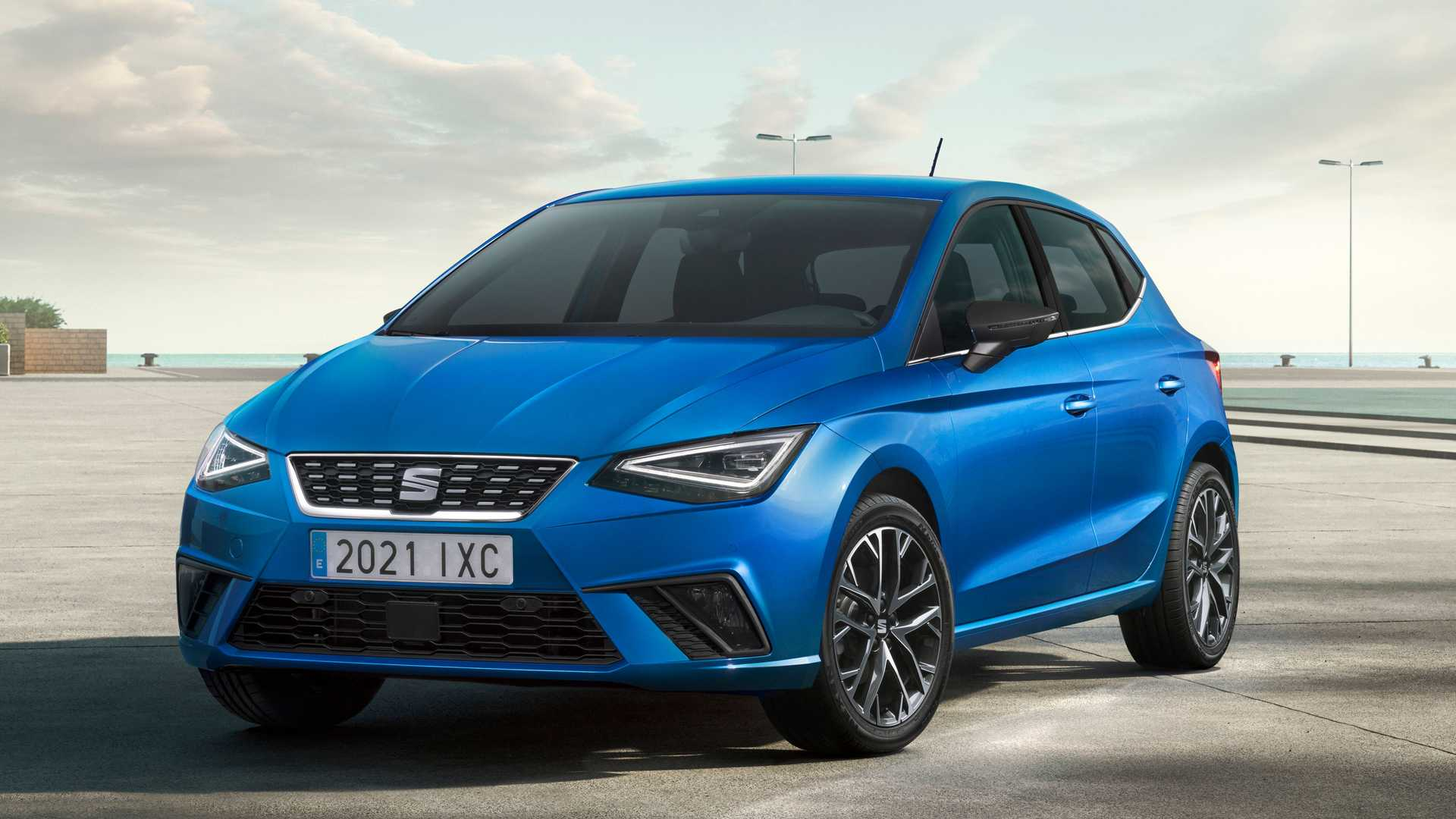 2021 SEAT Ibiza Facelift Debuts With More Tech And Styling Tweaks