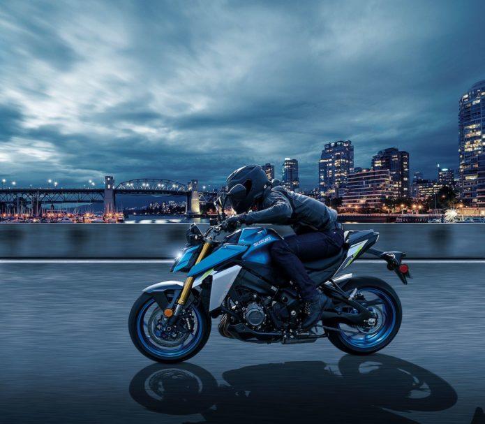 2022 Suzuki GSX-S1000 First Look: 11 Fast Facts
