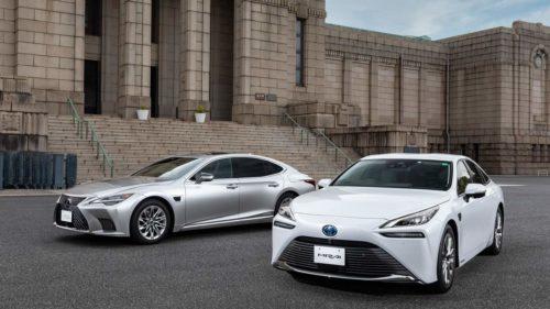 Toyota introduces Advanced Drive autonomous driving assist in 2021 Lexus LS and Mirai FCEV