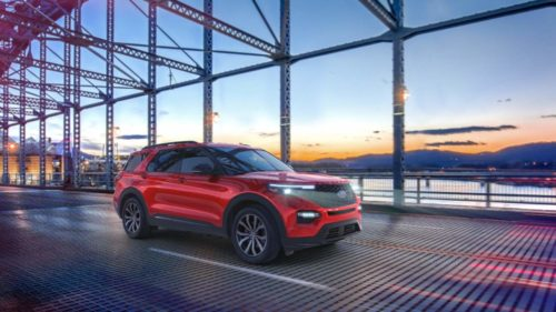 2021 Ford Explorer Enthusiast ST offers the same thrills for less