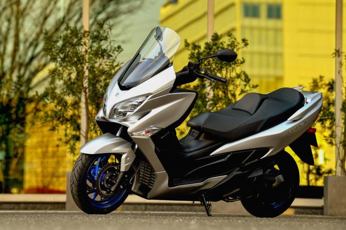 2022 Suzuki Burgman 400 First Look: Motor and Electronics Updates