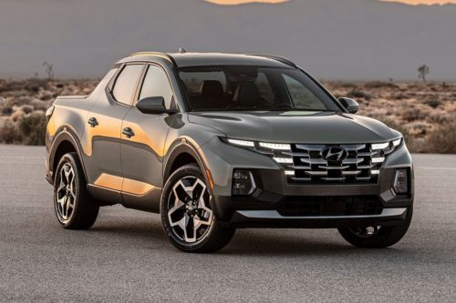 Hyundai Santa Cruz Gets Thoroughly Dissected In Walkaround Video