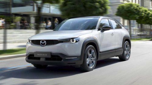 2022 Mazda MX-30 EV is coming to the US: Rotary good news, range bad news