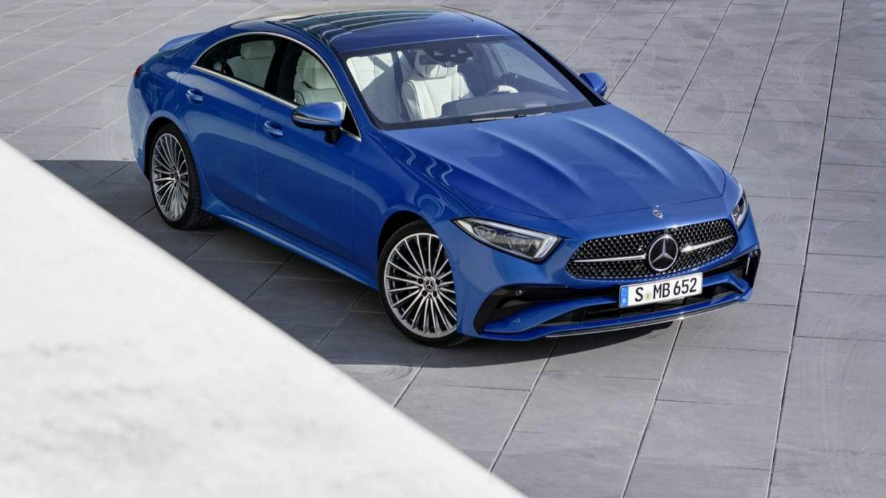 2022 Mercedes-Benz CLS gets an elegance upgrade