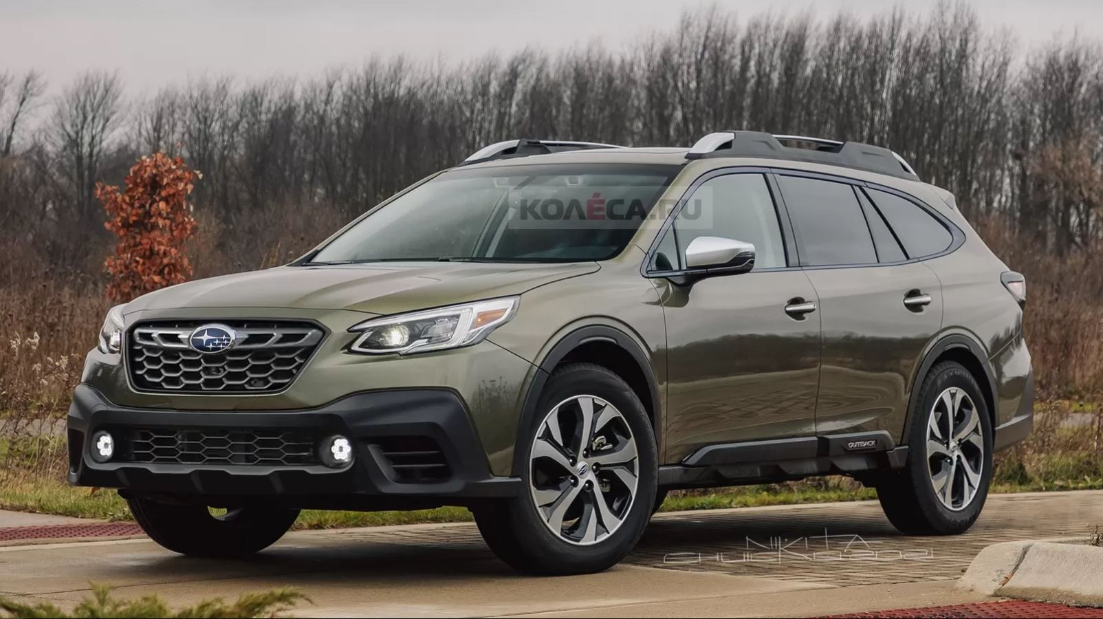 2022 Subaru Outback Wilderness First Look