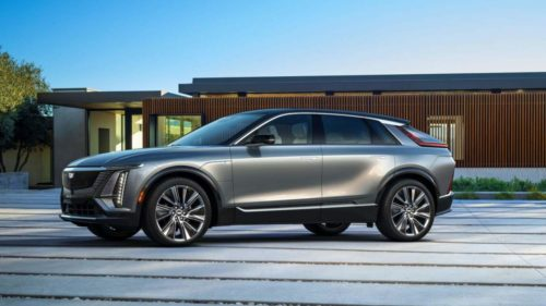 2023 Cadillac Lyriq price revealed as electric SUV gets a launch date