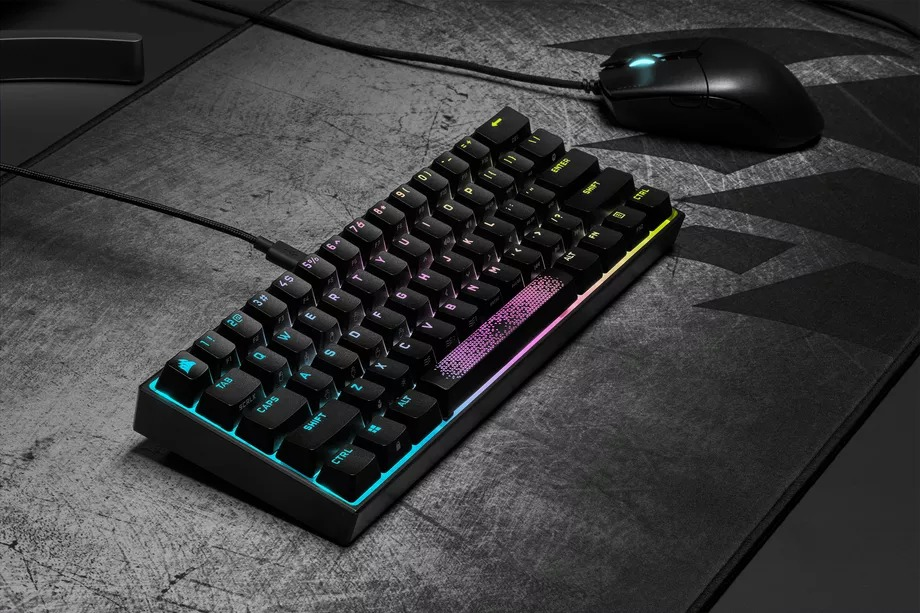 Corsair K65 RGB Mini: Hands-on with the 60-percent mechanical gaming keyboard