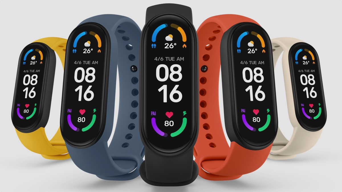 Xiaomi Mi Smart Band 6: specs, price and first impressions [updated]
