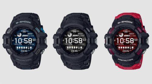 Casio launches first G-Shock Wear OS smartwatch