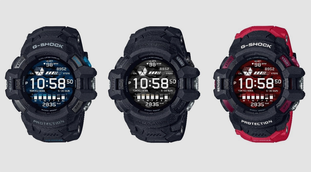 Casio launches first G-Shock Wear OS smartwatch