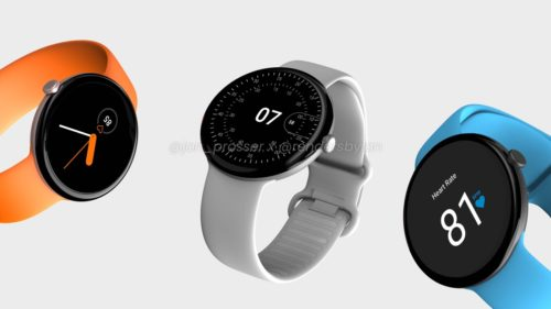 The Google Pixel Watch is back – but you're not allowed to look at it