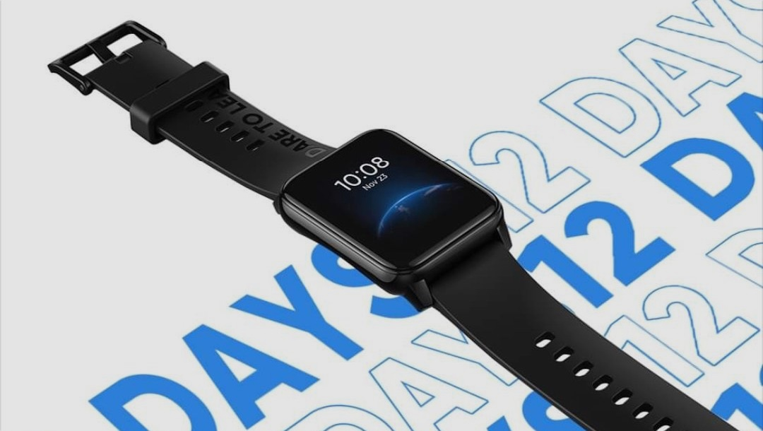 Realme Watch 2 launches with SpO2 and 12 day battery life