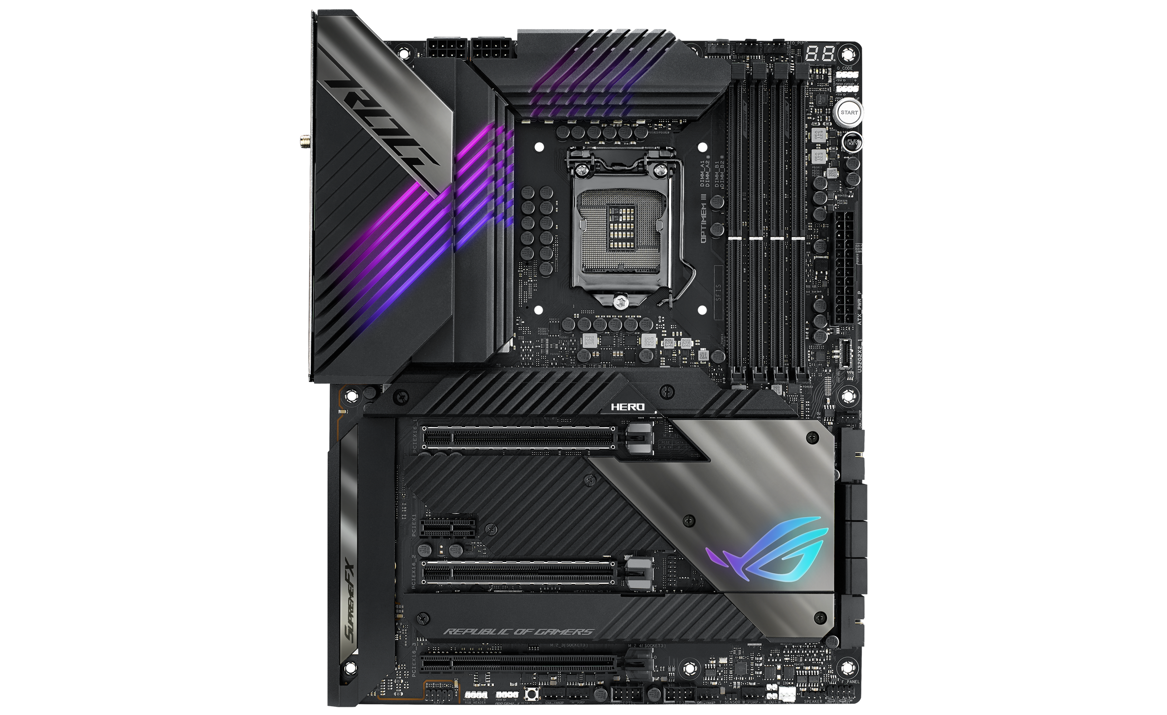 Asus ROG Maximus XIII Hero Review
