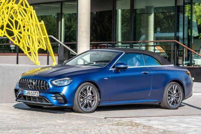 2021 Mercedes-AMG E53 Cabriolet review