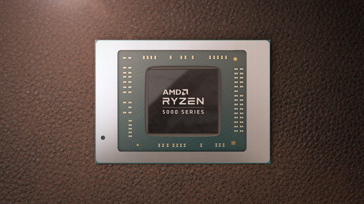 AMD Ryzen 5800U Review