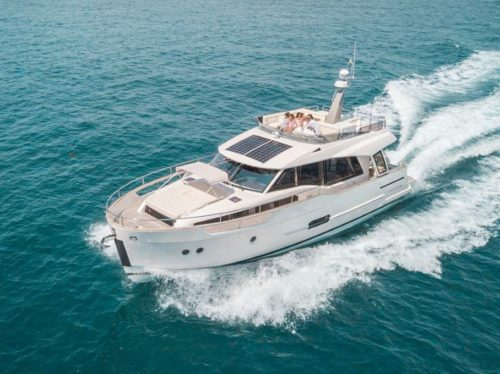 Greenline 48 Fly tour: This clever design is a hybrid yacht in more ways than one