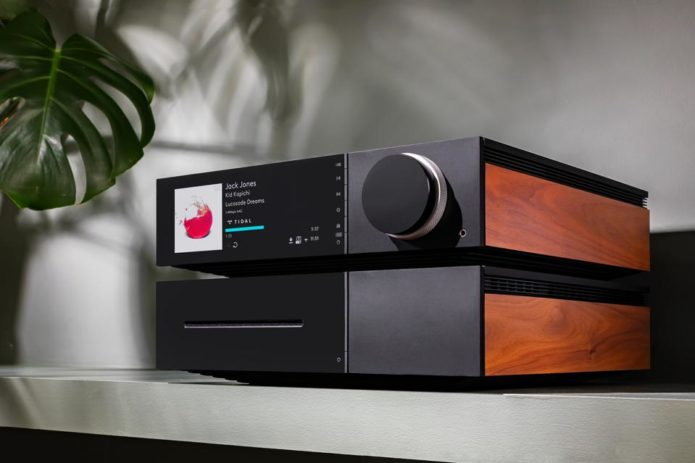 Cambridge Audio Evo high-end streaming amp comes out of the woods