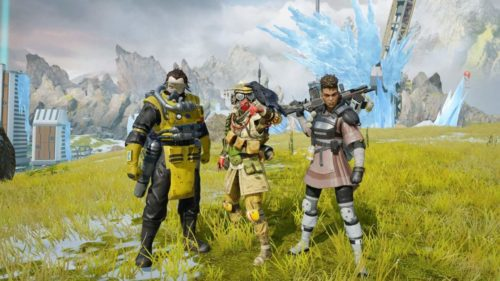 Apex Legends Mobile starts testing soon, but most of us have to wait