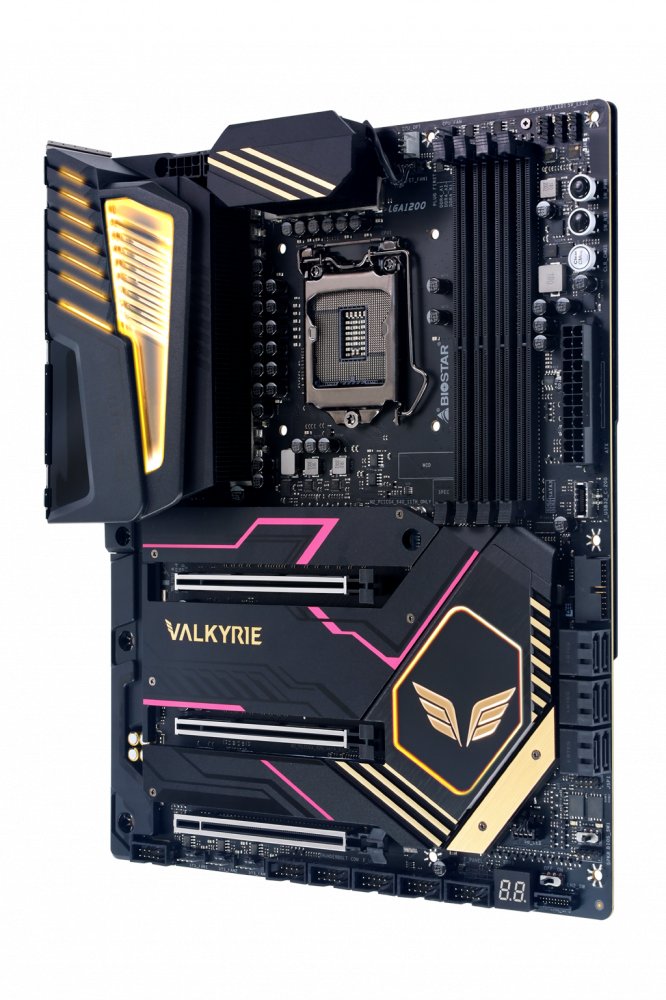 Biostar Z590 Valkyrie Review