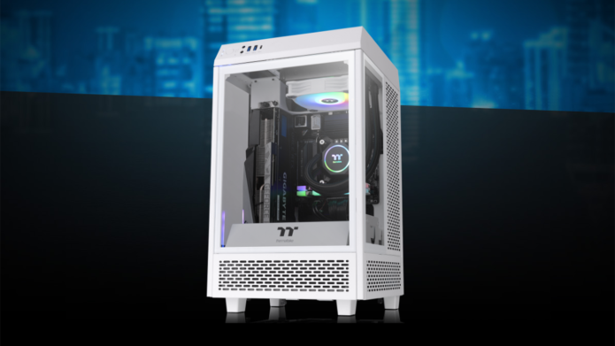 Thermaltake The Tower 100 Review