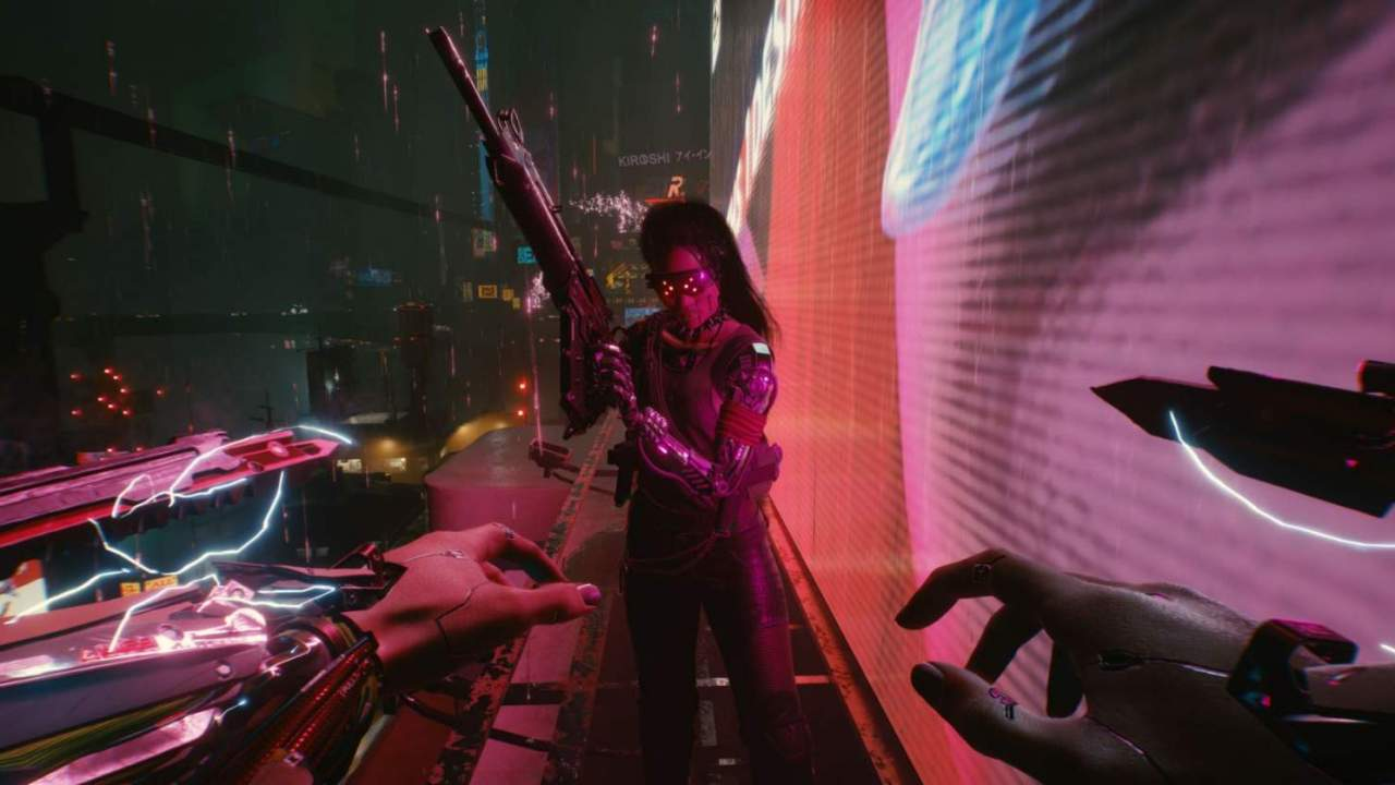 Cyberpunk 2077 hotfix 1.21 arrives with a bunch of quest fixes
