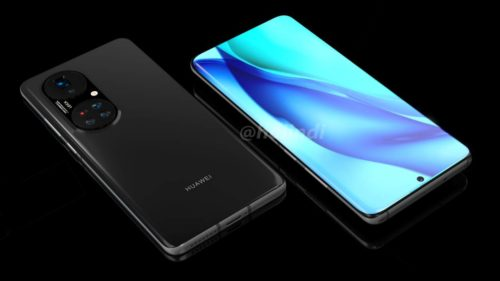 Huawei P50 series could arrive with a killer camera design